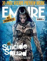 abstract magazine - Empire Magazine Enchantress quot Poster
