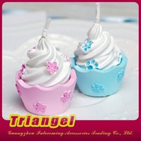 Wholesale Top Quality Wedding Favor Dessert Cakes Candles For Wedding Birthday Christmas Party Decoration
