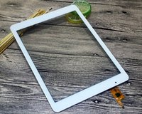 Wholesale For TECLAST X98 PLUS Original New Touch Screen Tablet Touch Panel digitizer Glass Sensor Replacement