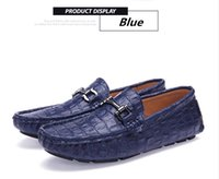 aa footwear - High Quality Men Leather Shoes Driving Moccasins Slip on Men s Shoe New Men Footwear Casual Shoe Leather Shoes for Men Casual Popular Mens