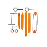 Wholesale set Auto Panel Radio Door Clip Removal Kit Audio Install Pry Repair Tool Kit For Car Accessories