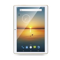 Android mince Prix-9.7 pouces Tablette Octa Core 2560X1600 IPS Bluetooth RAM 4Go ROM 64Go 8.0MP 3G MTK6592 Double carte SIM Téléphone Call Tablets PC Android 5.1 GPS 10