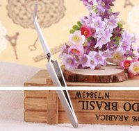 1 acrylic sculptures - New Arrival Acrylic UV Gel Tips Sculpture Tweezers Clip Pick Up Nail Art Multi Functions New nail tool