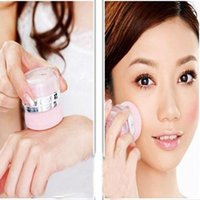 amazing minerals - Amazing Women Girls D Pure Mineral Face Cheek Blush Blusher Powder Cosmetic With Sponge