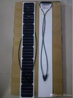 оптовых гибкие солнечные панели '-25w гибкой панели солнечных батарей для солнечных батареях рыбацкие лодки подключения задней панели для 12В панели солнечных батарей модуля батареи солнечного зарядного устройства.