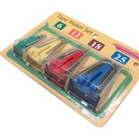 bias tape tool - Set of Fabric Bias Tape Maker Binding Tool Sewing Quilting mm mm mm mm new arrival