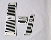 Wholesale Car Footrest Gas Brake Pedal For BMW series F07 F08 F10 F11 F18 serie F06 F12 F13 series F01 F02 F03 X3 X4 F25 F26 Z4 E85