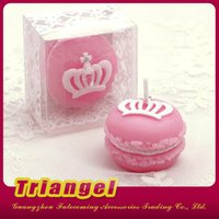 Wholesale Top Quality Wedding Favor Cute Wedding Candles For Wedding Birthday Christmas Party Decoration