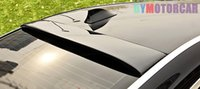 acs windows - ACS Style Real Carbon Fiber Rear window Spoiler i i F01 Fit For BMW
