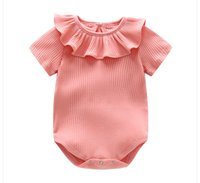 Wholesale New baby pit triangle triangle clothing baby newborn clothes full moon suit climb clothes