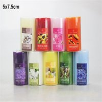Wholesale 130g Essential Oil Bathroom Candles Smokeless Candles Burning hours Wedding Party Decoration Home Colorful Party Wedding Cylinder Candles