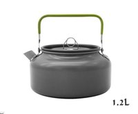 anodized aluminum products - 2017 NEW PRODUCT L Aluminium Hard Anodized Outdoor Camping Coffee Pot Tea Pot
