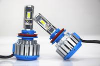al por mayor la conversión de los faros hid-El faro completo H8 35W 3500LM de la conversión de la linterna del LED de la venta caliente substituye la luz auto de la lámpara del bulbo del kit del xenón OCULTADO Envío libre