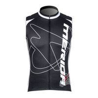 al por mayor ciclismo camisa de mérida-Mérida Marca Pro chaleco sin mangas ropa ciclismo Ciclismo Jersey Verano Bicicleta uniforme del ciclo camisa MTB Ropa Racing Bicicleta