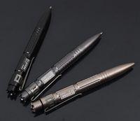 aerospace alloys - Outdoor Camping Tactical Pens Aerospace Aluminum Alloy Glass Breaker Survival Tools Color Assorted B9 A358