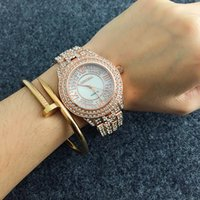best quality watches for women - Ladies Best Gift High Quality Stainless Steel Watches For Women Dress Watches With Diamonds Quartz Rose Gold Watches For Women