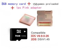 Wholesale 8GB Micro SD TF Memory Card Bundle with Adapter Video Games