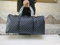 Wholesale Hot Sell Brand Shoulder bags Totes bags handbag luggage travel bag color for pick grey