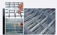 Wholesale High Trade Quality Welded Wire Mesh Panels Welded Wire Mesh Panels Galvanized Welded Mesh Panel Serves as Guards in Buildings and Factories
