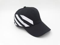 animal bones - Rare off white baseball caps Kanye West Saint Pablo cap Embroidery snapback caps bone summer golf hats