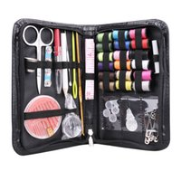 Wholesale 1 Set Multifunctional Sewing Kit Piece Pf Sewing Accessories Travel Sewing Kit Camper Emergency Sewing Kit