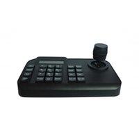 Wholesale 3D Pan Tilt PTZ Zoom Controller Joystick Keyboard RS For PTZ CCTV Camera DVR Security Accessories