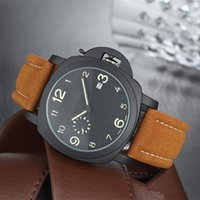 Wholesale Black Gold fashion watches men luxury brand analog sports military watch quartz FIRENZE relogio masculino reloj hombre