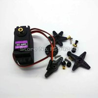 Wholesale MG945 MG946R MG995 MG996R g High Torque Servo Tower Pro Motor Metal Gear for RC Car RC Helicopter