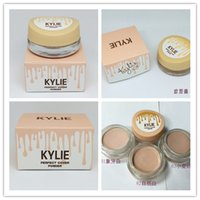 Wholesale New Kylie Concealer cosmetics makeup Face contour colors foundation basic perfect face powder cover
