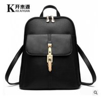 black backpack purse - Classic Fashion Women s backpack bag school bag handbags shoulder purse top quality