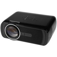 Wholesale 2016 Factory Price BL P HD Mini Portable LED Cinema Home Theater Projector D AV USB SD VGA HDMI x1080 LCD Projectors