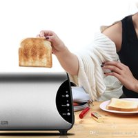 automatic toaster - 220v Intelligent Multi Functional Automatic appliances bread baking machine household cake baking bread toaster machine toast maker machine