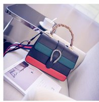 Wholesale Luxury Leather Handbag Bags handbags Women Famous Brands Shoulder Bag Female Vintage Satchel Bag Crossbody Messenger Bag
