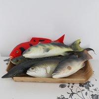 Wholesale Simulation of fish capelin Marine museum gift Aquariums Fish