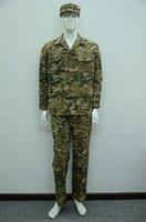 Wholesale BDU Multicam Camouflage Suit Sets Army Military Uniform Men Camo Uniform With Jacket and Pants FB005