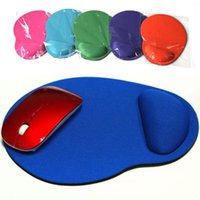 Wholesale soft mouse pad EVA wrist rest mouse pad X X mm big size promotional products gifts welcome OEM order
