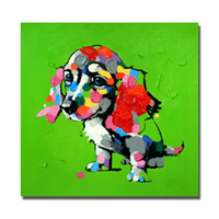 acrylic paint cheap - cheap price personalize picture canvas acrylic oil painting home goods decor beautiful wall hanging picture