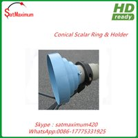 Wholesale Conical Scalar Ring Use offset dish on C Band LNB Holder