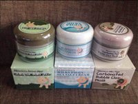 Wholesale 2017 milky piggy carbonated oxygen bubble clay Mask g remove blackhead acne Purifying pores face care facial sleeping mask Elizavecca