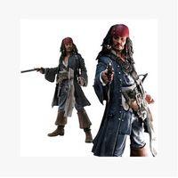 Wholesale Pirates Of The Caribbean On Stranger Tides Captain Jack Sparrow Ultimate Unison Figure SWISSANT