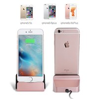 ipodtouch - USB Data Sync Charge Desktop Charger Charging Cradle Base For iPhone S SE iPhone C S iPodTouch