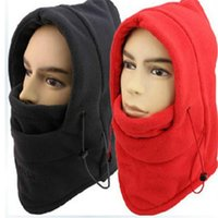Wholesale New Bike Bicycle Caps Ski Wind Winter Stopper Face Mask Winter Outdoor Cycling Bike Masks high quality DHL