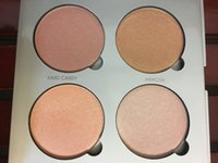 best natural cosmetic brands - Best quality Bronzers Ana beveily hills Glow Kit Makeup Face Blush Powder Blusher Palette Cosmetic Blushes Brand that Glow DHL