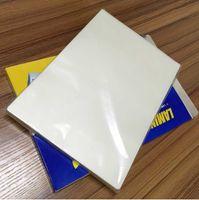 album film - Laminate A4 Laminating Pouch Glossy photo paper protect albums parchmen Plastic Film c Scrapbook