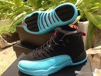 best jordans shoes - Air AA Jordan Retro Gamma Blue Jordans Men Best Price Basketball Shoes Sneakers Sports Shoes Retro s XII