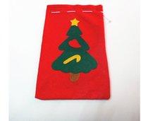 Wholesale Santa Claus bag back Christmas gift Christmas gift package