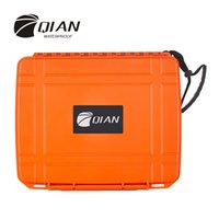 Wholesale QIAN SAFETY Professional Waterproof Safety Equipment Box Impact Plastic Sealed Tool Anti collision Swimming Diving Case