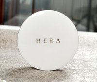 Wholesale Hera cushion bb cream a limited edition black pearl whitening moisturizing isolation block defect to send replacement with South Korea act