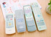 Vente en gros 1PC Silicone vidéo TV Air conditionné télécommande Housse de protection étanche Housse de protection Sacs 21 * 5CM H047