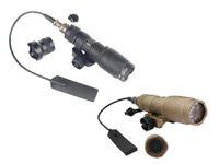 Wholesale SF M300 MINI SCOUT LIGHT Replica M300A LED Mini Scout Flashlight Lights